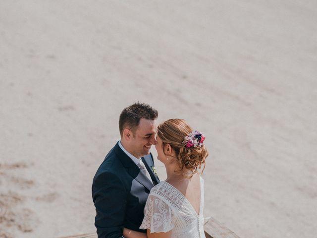 La boda de Jose y Mercedes en Retamar, Almería 91
