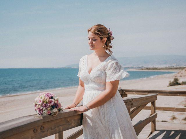 La boda de Jose y Mercedes en Retamar, Almería 99