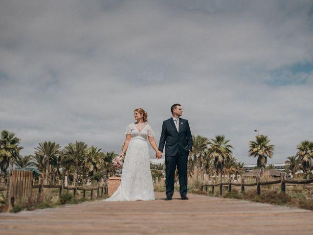 La boda de Jose y Mercedes en Retamar, Almería 100
