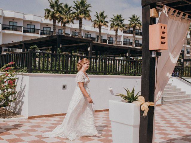 La boda de Jose y Mercedes en Retamar, Almería 102