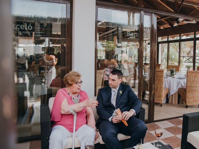 La boda de Jose y Mercedes en Retamar, Almería 106