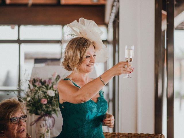 La boda de Jose y Mercedes en Retamar, Almería 107