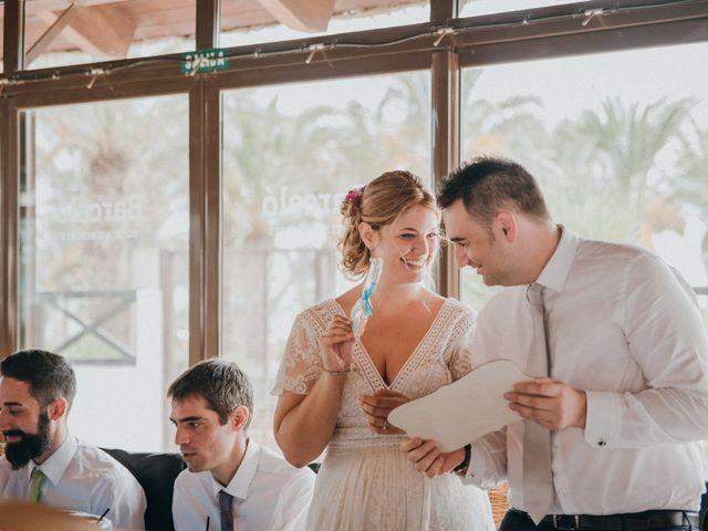 La boda de Jose y Mercedes en Retamar, Almería 108