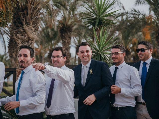 La boda de Jose y Mercedes en Retamar, Almería 112