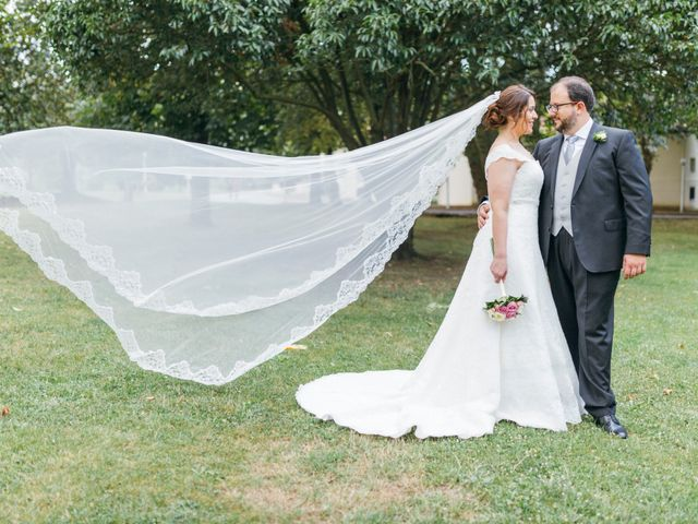 La boda de Javier y Ninoska en Getxo, Vizcaya 2