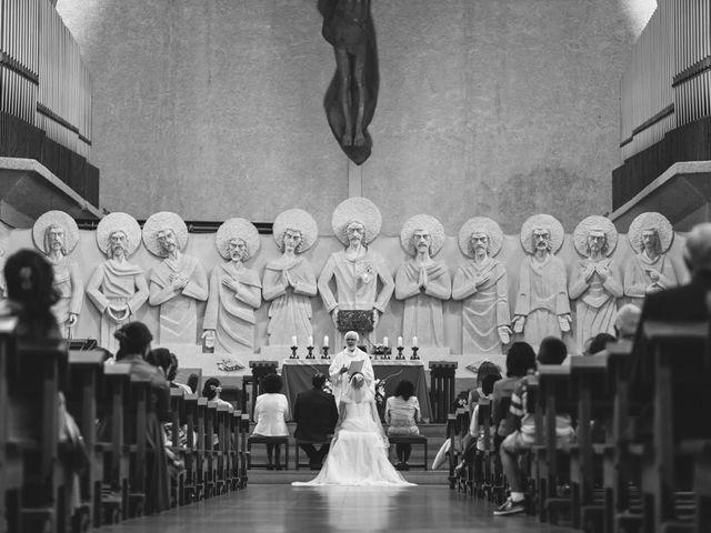 La boda de Javier y Ninoska en Getxo, Vizcaya 9