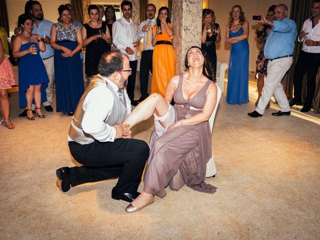 La boda de Javier y Ninoska en Getxo, Vizcaya 12
