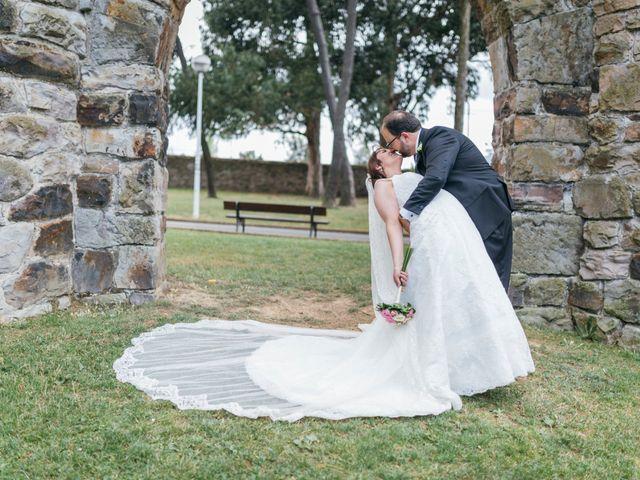 La boda de Javier y Ninoska en Getxo, Vizcaya 14