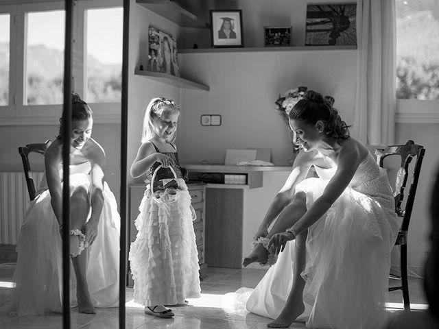 La boda de Ferran y Anna en La Vall De Bianya, Girona 28