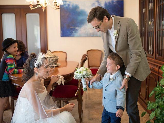La boda de Ferran y Anna en La Vall De Bianya, Girona 36