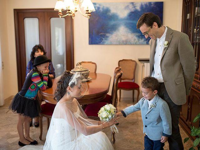 La boda de Ferran y Anna en La Vall De Bianya, Girona 37