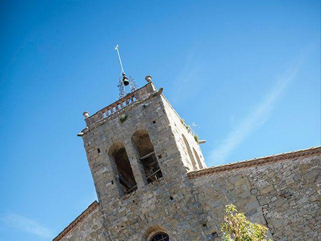 La boda de Ferran y Anna en La Vall De Bianya, Girona 43