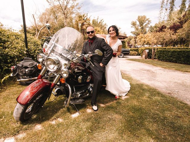 La boda de NEREA y CACIKE