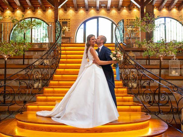 La boda de Marcos y Sofía en Madrid, Madrid 13