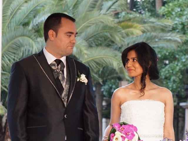 La boda de Higón y Méndez en Valencia, Valencia 15
