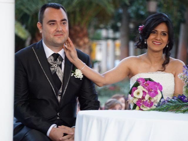 La boda de Higón y Méndez en Valencia, Valencia 16