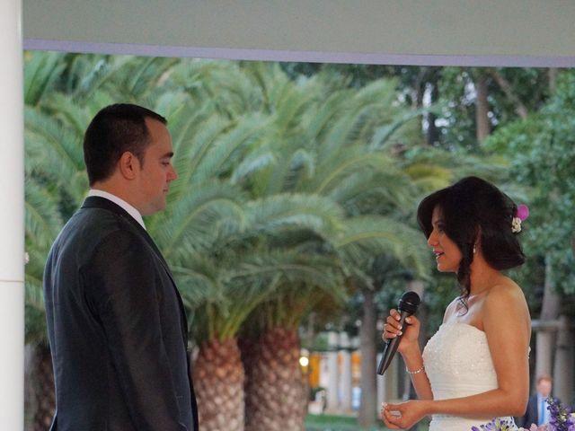 La boda de Higón y Méndez en Valencia, Valencia 18