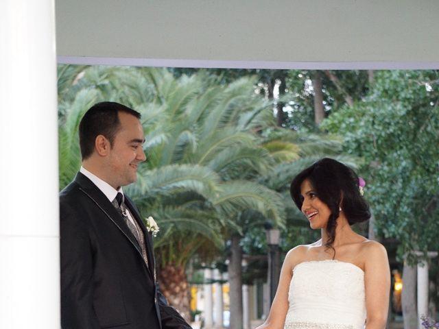 La boda de Higón y Méndez en Valencia, Valencia 20