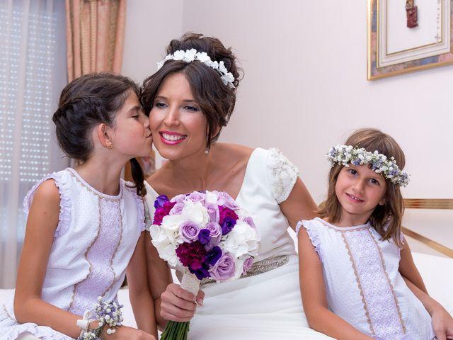 La boda de José Luis y Conchi en Ciudad Real, Ciudad Real 9
