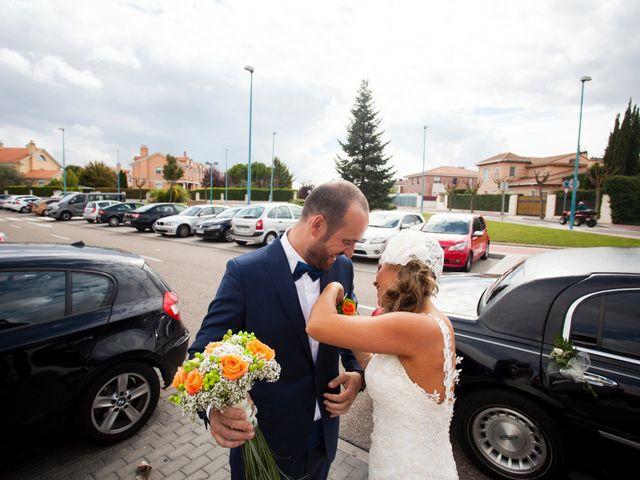 La boda de Julio y Eli en Valladolid, Valladolid 57