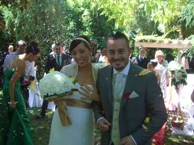 16c06e63e7 La boda de Diego y Bea