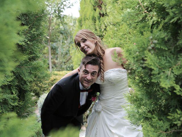 La boda de Noelia y Roger en Montornes Del Valles, Barcelona 6