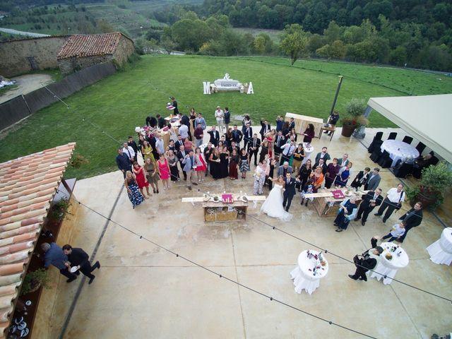 La boda de Marc y Ari en Calldetenes, Barcelona 1