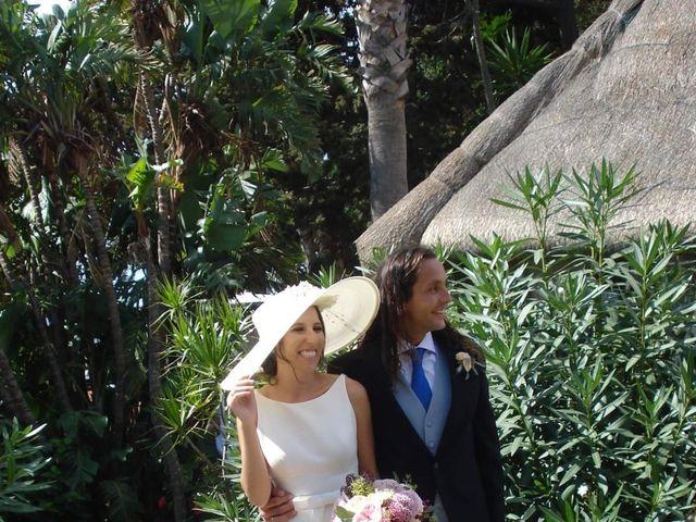 La boda de Jesus y Cristina en Tarifa, Cádiz 3