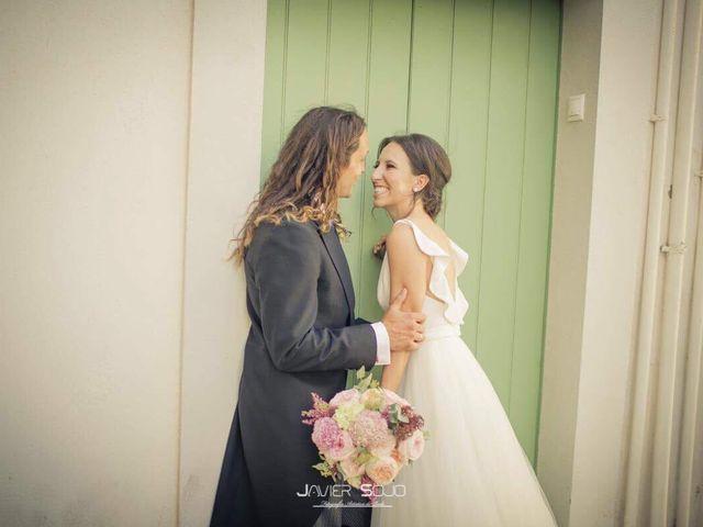 La boda de Jesus y Cristina en Tarifa, Cádiz 1