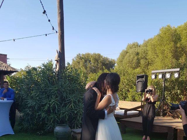 La boda de Jesus y Cristina en Tarifa, Cádiz 5