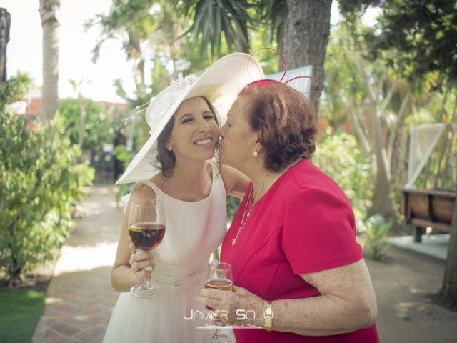 La boda de Jesus y Cristina en Tarifa, Cádiz 2