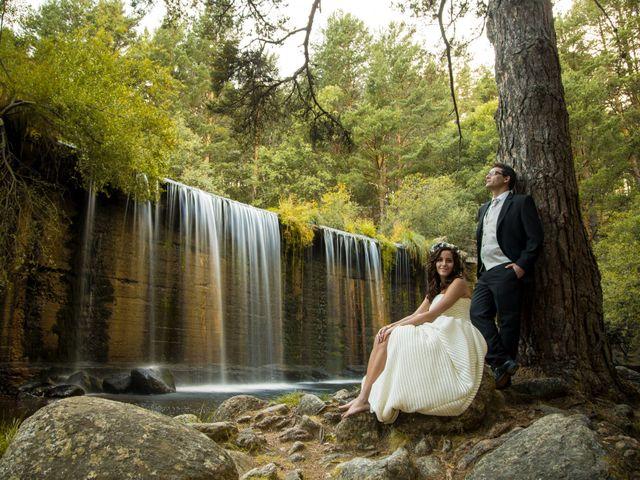 La boda de Pablo y Blanca en Madrid, Madrid 2