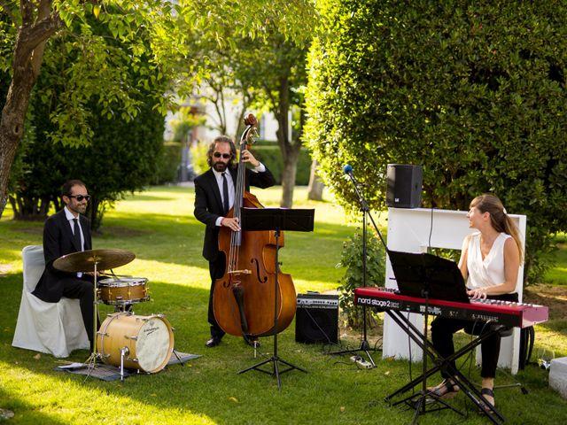 La boda de Pablo y Blanca en Madrid, Madrid 15