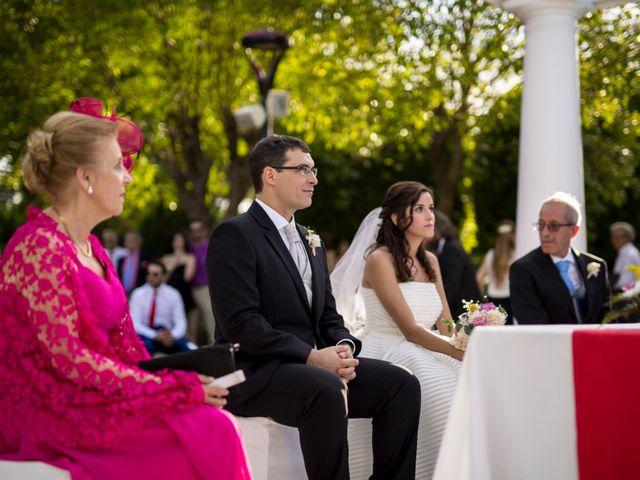 La boda de Pablo y Blanca en Madrid, Madrid 16
