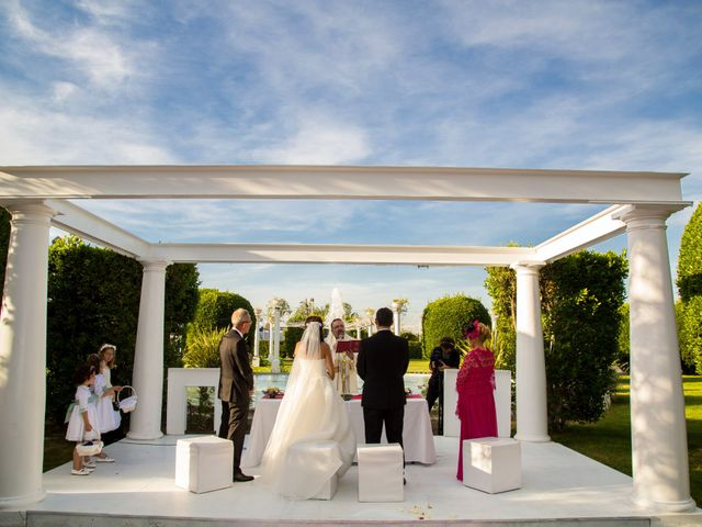 La boda de Pablo y Blanca en Madrid, Madrid 18
