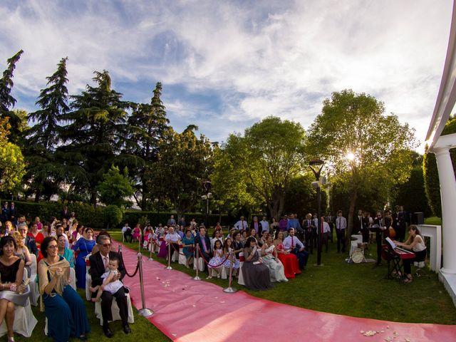 La boda de Pablo y Blanca en Madrid, Madrid 20