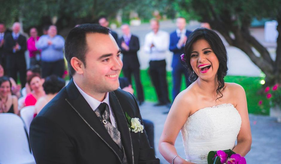 La boda de Higón y Méndez en Valencia, Valencia