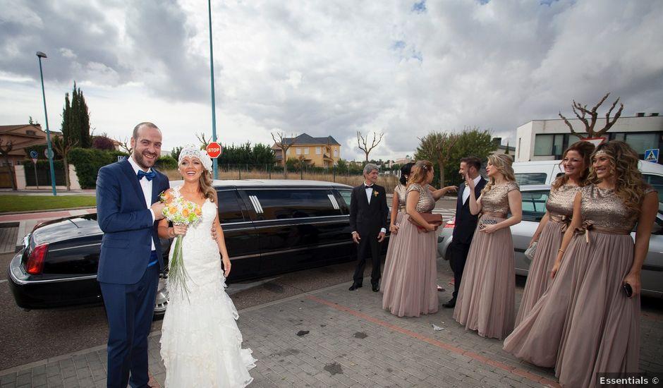 La boda de Julio y Eli en Valladolid, Valladolid