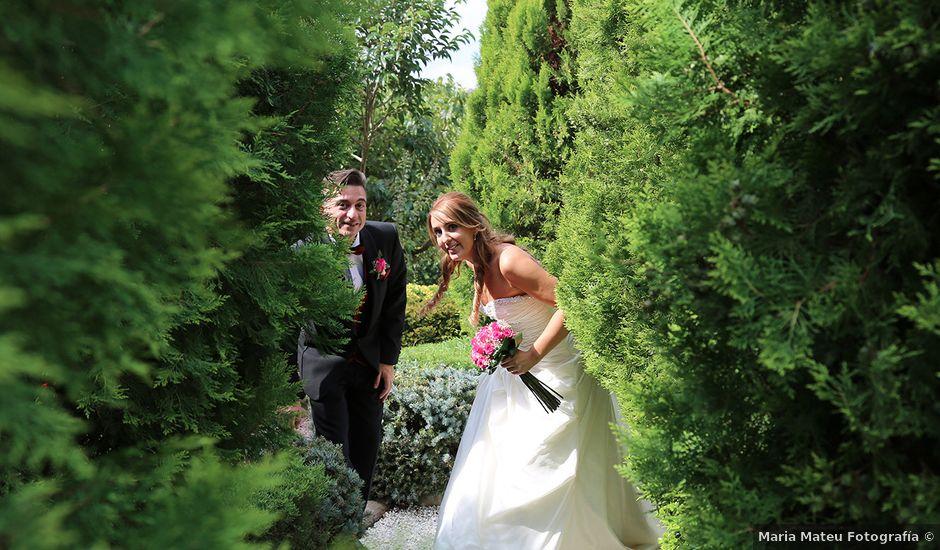 La boda de Noelia y Roger en Montornes Del Valles, Barcelona