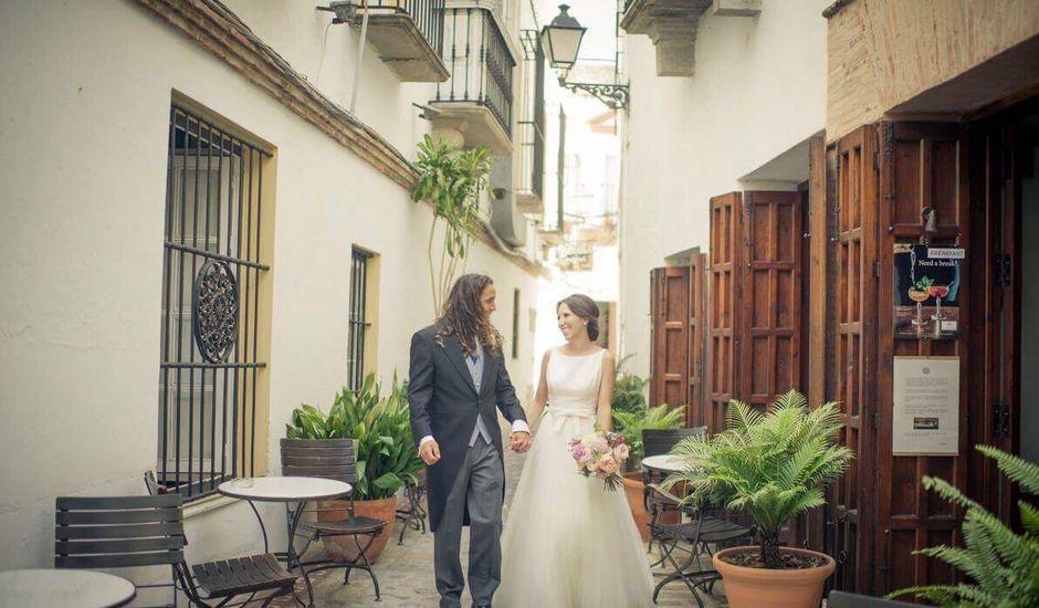 La boda de Jesus y Cristina en Tarifa, Cádiz