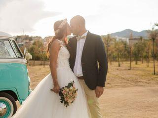 La boda de Jessica y Albert 1