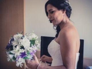 La boda de Sheila  y Vane  1