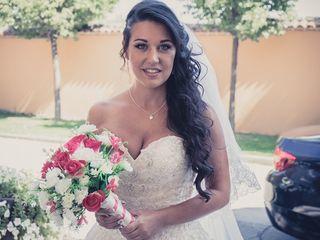 La boda de Sheila  y Vane  2