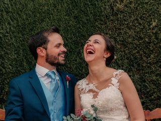 La boda de Tania y Alberto