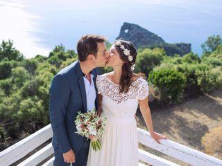 La boda de AnaÏs y Simon