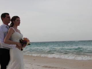 La boda de Cristina y Joaquín 1