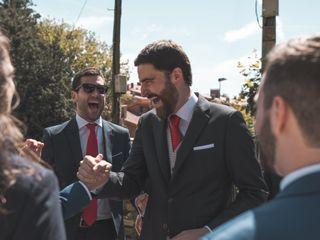 La boda de Janire y Haritz 1