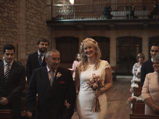 La boda de Janire y Haritz 3