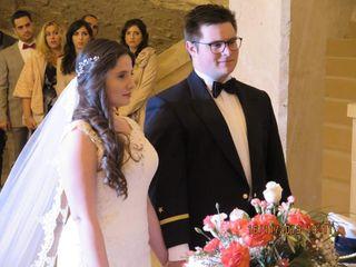 La boda de Julia y Christian