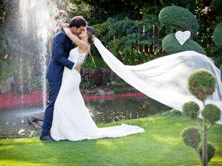 La boda de Marta y Carles